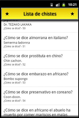 Chistes android apps on google play