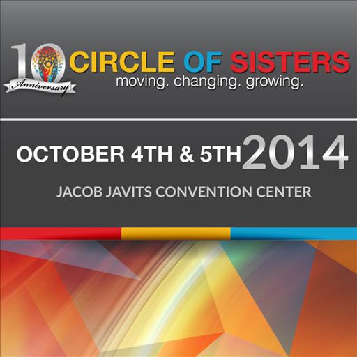Circle of Sisters Expo LOGO-APP點子