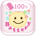 Cute Battery Widget icon