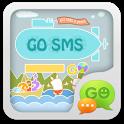 GO SMS Pro 2-Anniversary Popup icon