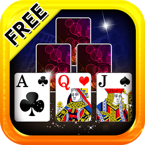 3-Peaks King Solitaire FREE for Android