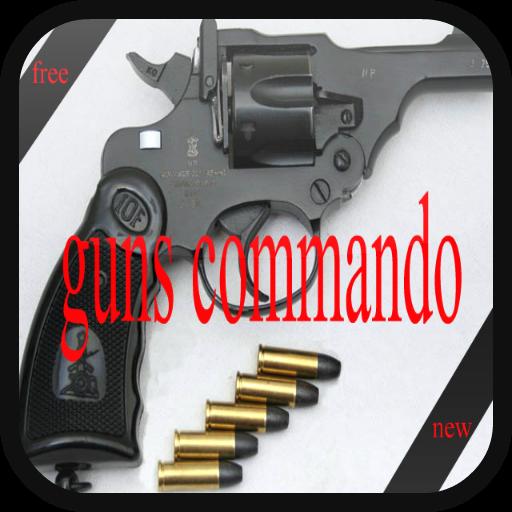 Guns Commando 動作 LOGO-玩APPs