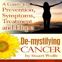 De-Mystifying Cancer logo