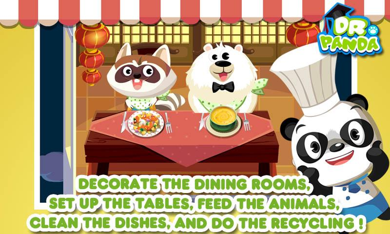 Dr. Panda's Restaurant - Free - screenshot