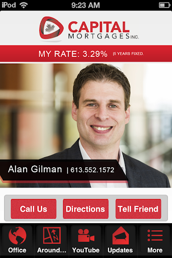 Alan Gilman Ottawa Mortgages