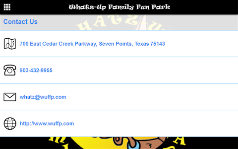Whatz-Up Family Fun Park screenshot 2