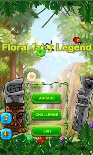 Floral Fairy Legend
