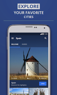 Spain Travel Guide- screenshot thumbnail