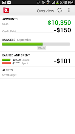 Quicken 2013 Companion Screenshot 1