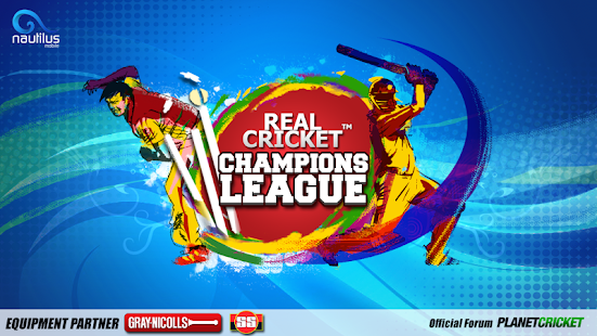 Real Cricket™ Champions League- screenshot thumbnail