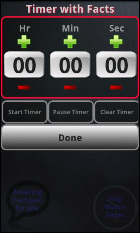 Timer With Quotes- screenshot
