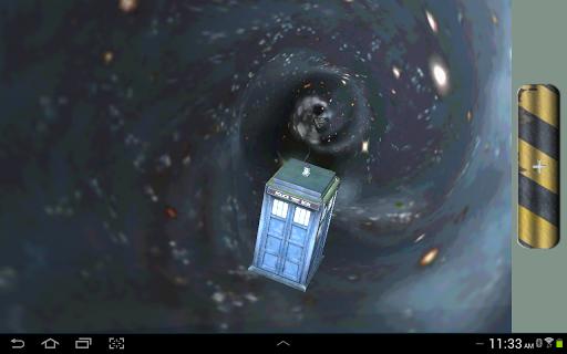 Doctor Who AR Tardis