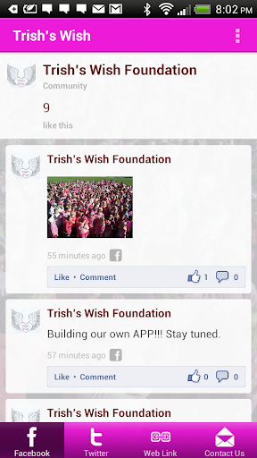Trish's Wish Foundation