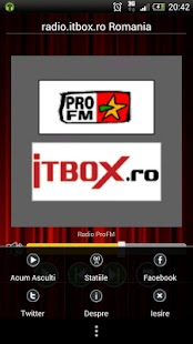 Radio Live itbox.ro- screenshot thumbnail