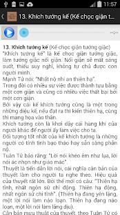 ... 36 Kế Binh Pháp Tôn Tử screenshot ...