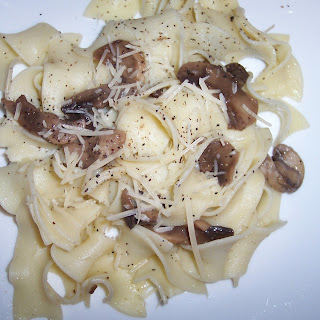 Egg Noodles with Mushrooms – 7 Points +.