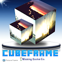 CubeFrame 3D Photo Viewer icon
