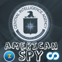 American spy icon