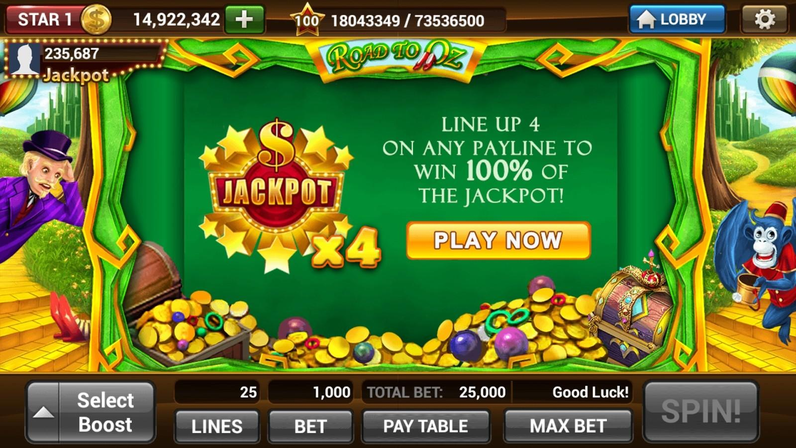 slot games apps android