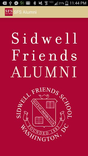 Sidwell Friends School Alumni