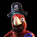 Talking Crazy Parrot icon