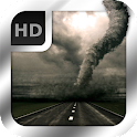 Furious Tornado Live Wallpaper icon