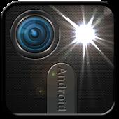 LED Flashlight w/ Widget