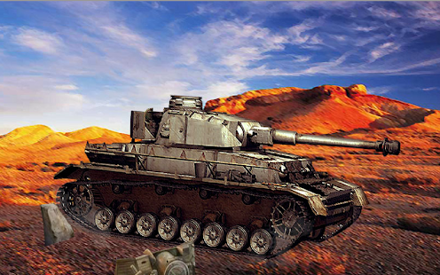 Tank Wars - screenshot thumbnail