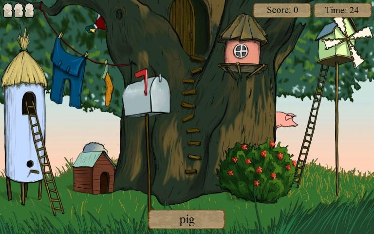 Hidden Animals FREE 2+- screenshot