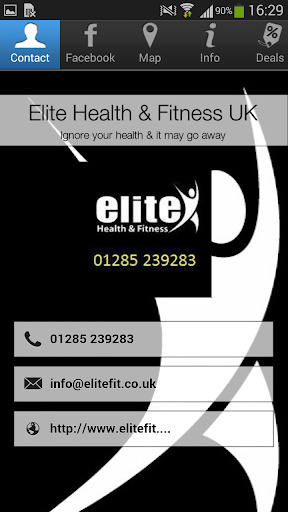 Elite Health Fitness UK