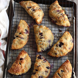 Blueberry Hand Pies Recipe