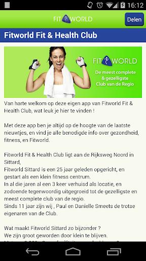 Fitworld Sittard