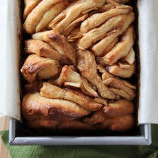 Apple Cinnamon Pull-Apart Bread.