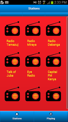 South Sudan Radio