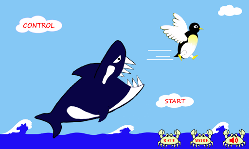 Penguin Fly : Relaxing Game