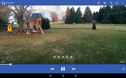 Avia Media Player (Chromecast) Screenshot 8