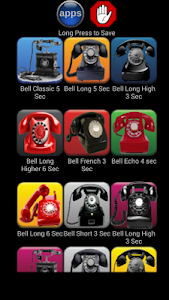 LOUD Telephone Ringtones screenshot 5
