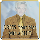 Man Suit - Photo frames