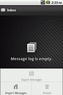 Hide SMS- screenshot thumbnail