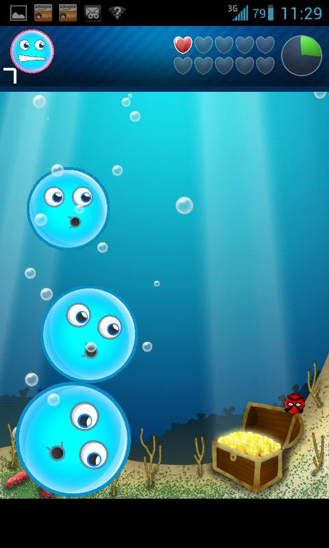 Aqua Balls- screenshot