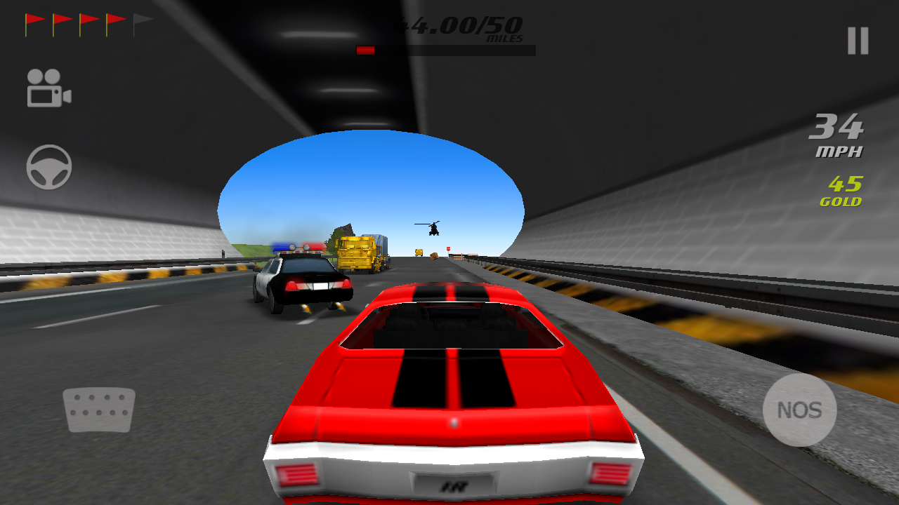 Incredible Rider: Police Chase v1.0.5 MOD [Money]