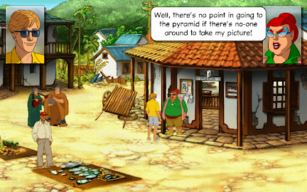 Broken Sword 2: Remastered Screenshot 34