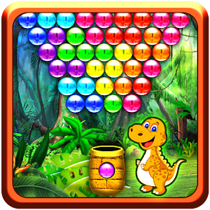 Dinosaur Bubble Shooter for PC and MAC