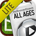 mySoccerCoach Lite icon