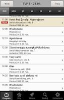 Screenshot of Program TV Telemagazyn