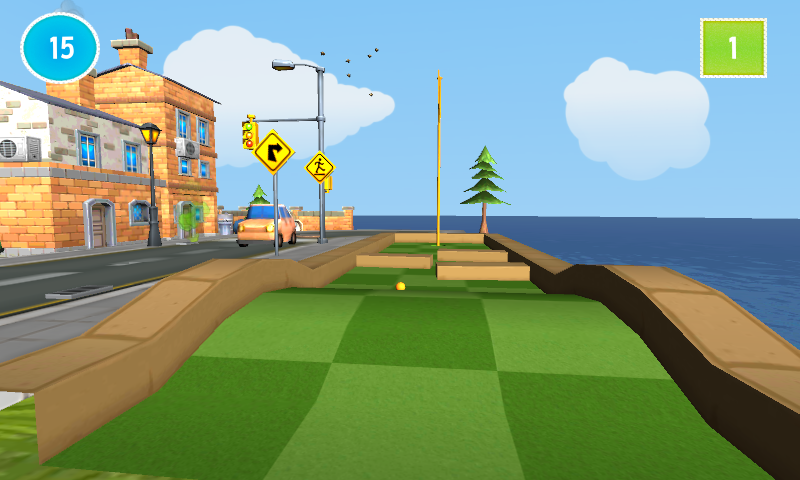 mini golf 2 3d android apps on play