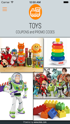 Toy Coupons - I'm In