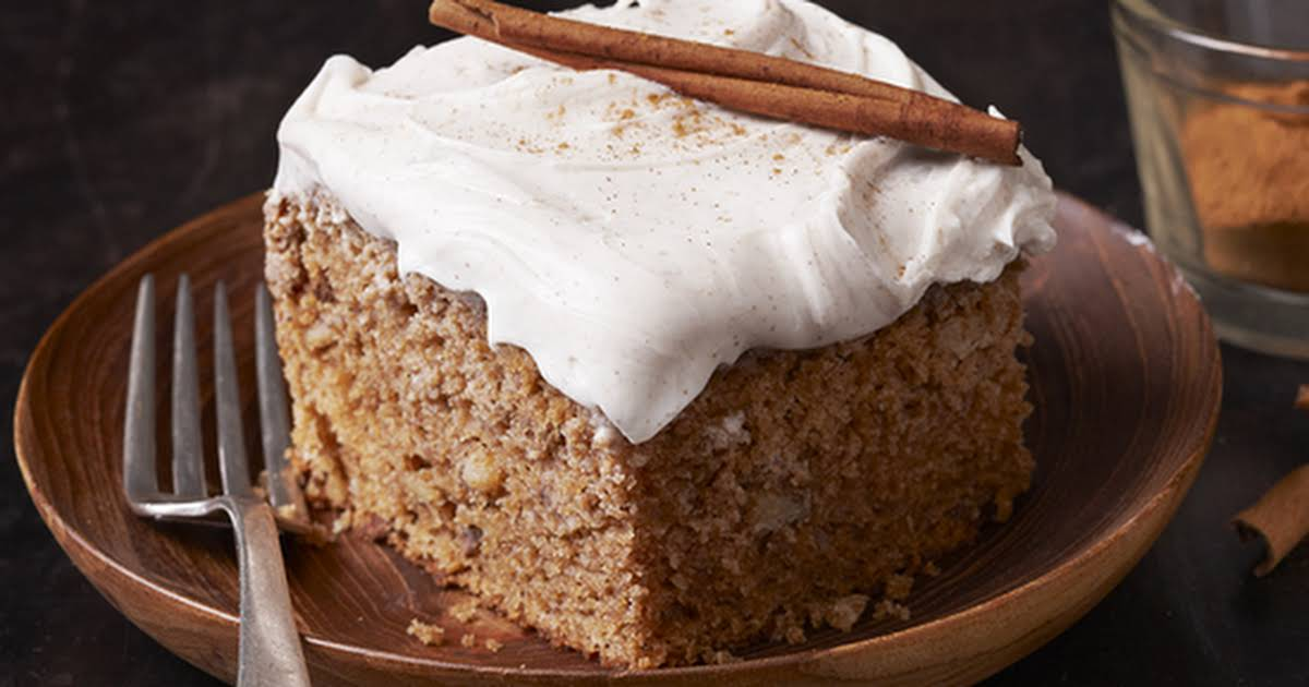10 Best Apple Spice Cake Recipes With Cake Mix