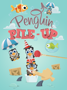 Penguin Pile-Up - screenshot thumbnail