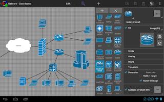 Screenshot of Polydia Diagram Editor